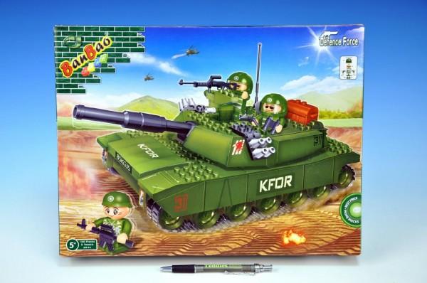 Stavebnice BanBao Tank