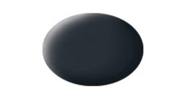 Barva Revell aqua matná - antracit černá 09  * *