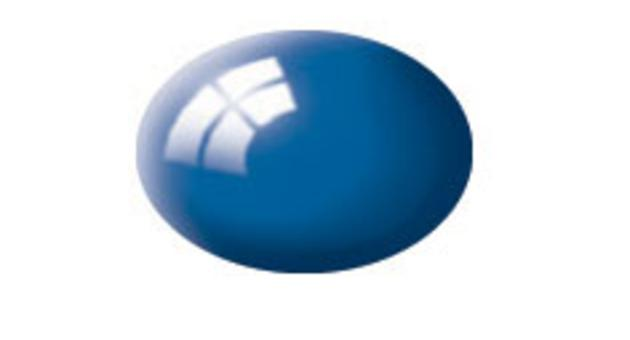 Barva Revell aqua lesklá - modrá 52  * *