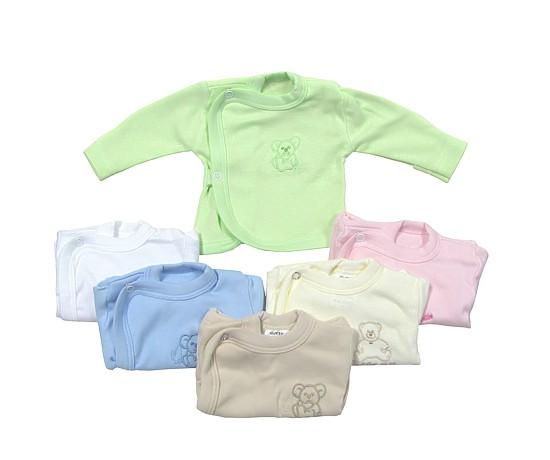 Oblečení pro předčasně narozené děti - Kabátek vel.48