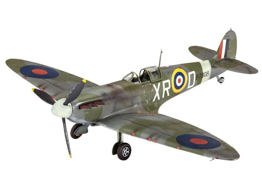 Slepovací model Revell 1:48 Supermarine Spitfire Mk. II *