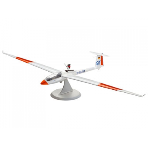 Slepovací model Revell 1:32 Glider LS-8t (with engine) *