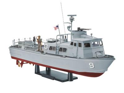 Slepovací model Revell 1:48 Rychlý člun US Navy *