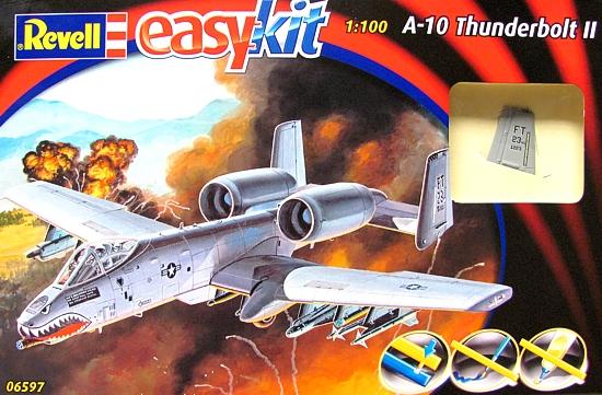 Model Easykit Revell 1:100 A-10 Thunderbolt II *