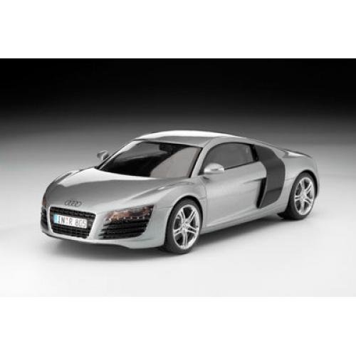 Slepovací model Revell 1:24 Audi R8 prototyp *