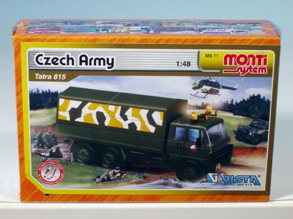Monti 11 Tatra armádní verze