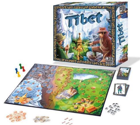 Tibet - poslední kus
