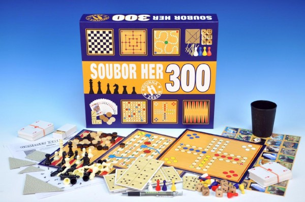 Soubor 300 her