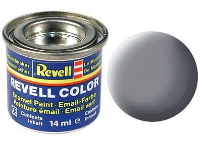 Barva Revell emailová matná - myší šedá 47 * *