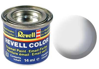 Barva Revell emailová matná - světle šedivá 76 * *