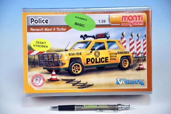 Monti 41 Police-Renault Maxi 5