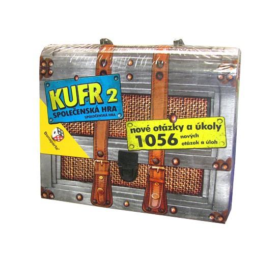 Společenská hra Kufr 2 *