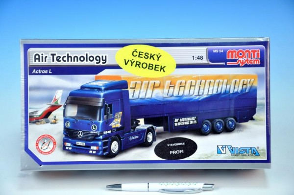 Monti 54 Air Technology Actros L-MB
