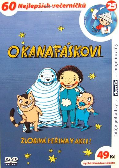 Pohádky na DVD - O Kanafáskovi (25)