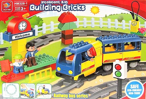 Stavebnice vlak