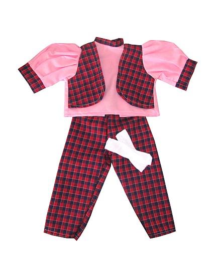 Oblečení pro panenky Hamiro 60cm - obleček s kalhotami - různé varianty a barvy