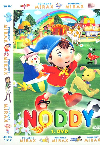 Pohádka na DVD - Noddy
