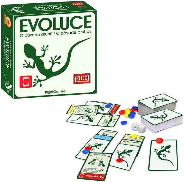 Hra Evoluce - O původu druhů