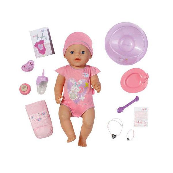Baby born panenka Interaktivní holčička * *