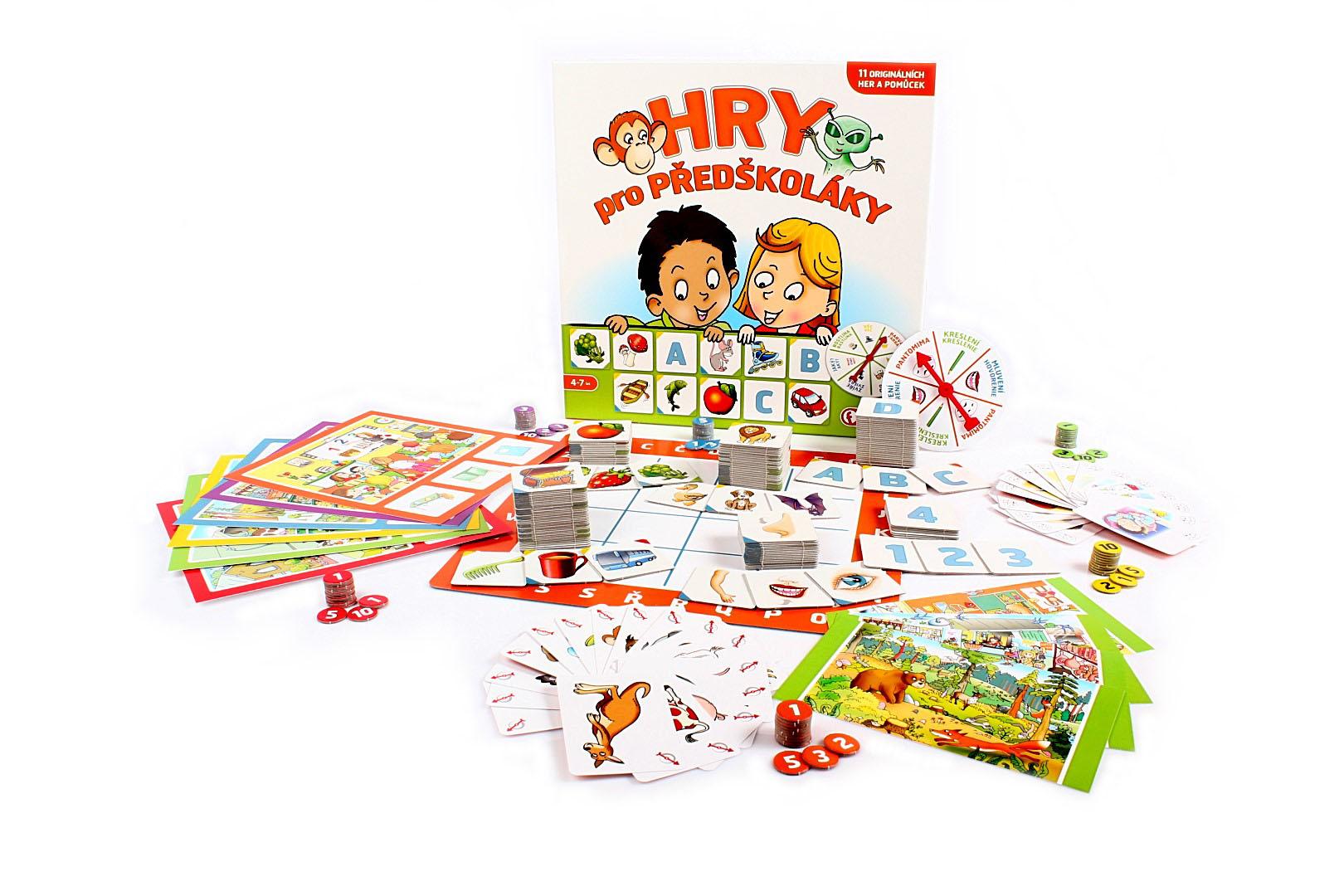 Hra pro předškoláky