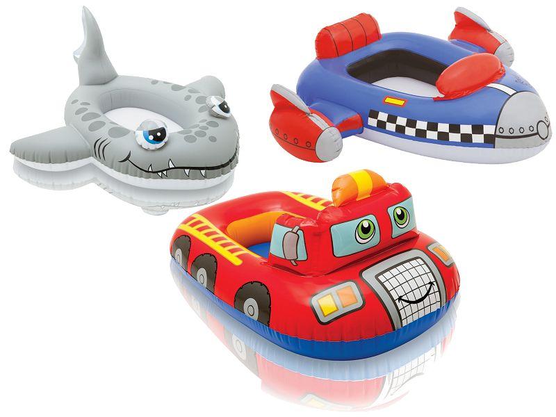 Nafukovací člun žralok INTEX 59380