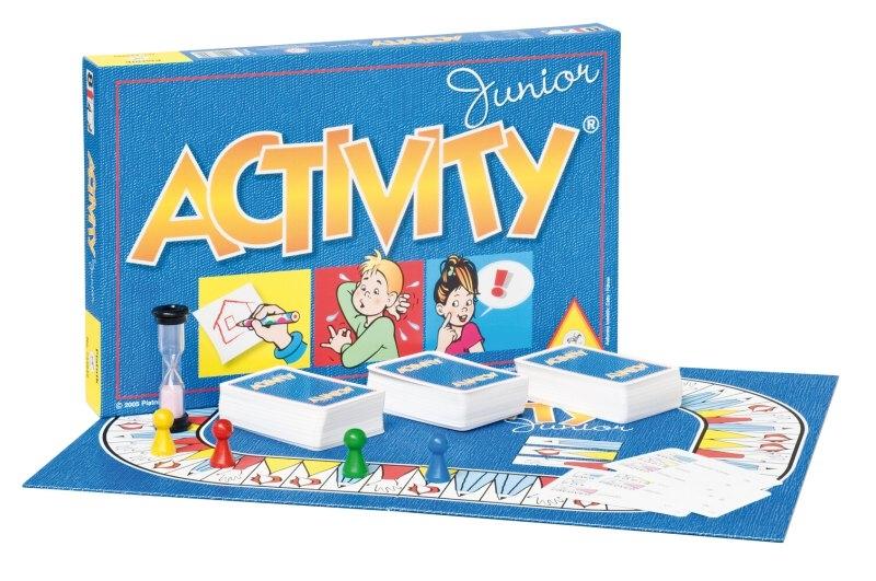 Hra Activity Junior od 8 let