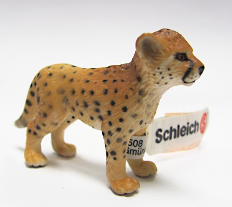 Schleich - Gepardí mládě * *
