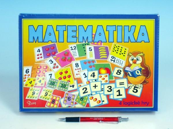 Naučná hra Matematika