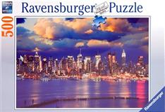 PUZZLE Ravensburger 500d - New York