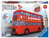 Ravensburger 3D puzzle London autobus