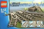 LEGO 7895 World City - Výhybky